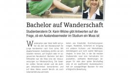 Bachelor auf Wanderschaft