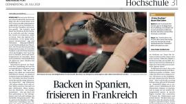 Pressebericht - Backen in Spanien